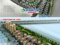 国鑫五期 南北通透 精装 无税 飞机户型