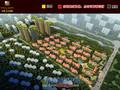 東方福邸沙盤圖
