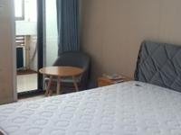 創業中心40平方,精裝,家電齊全,1300元 ,整體衣柜,沙發一應俱全