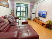 华夏 湖畔御苑2室2厅 精装修拎包入住 82平米无税