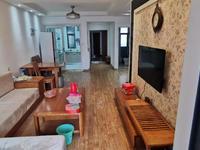 美都新城;87平,两室两厅,精装修,中间楼层,挂价86.8万,无增值税