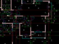 夏渡新苑;電梯房中間樓層,小三室,東邊套,面積91.91平方,售價38.8萬