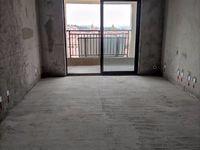 桂花園假二樓2室2廳客廳通陽臺戶型漂亮毛胚無稅75平米43萬