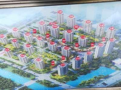恒大御景;106平米,三室兩廳,邊套,74.8萬,隨時看房;有鑰匙;客廳通陽臺