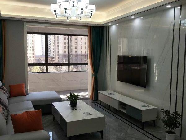 圣联锦城3室2厅全景新装可做婚房89平米84.5万