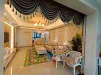 舟基金色家園3室2廳2衛精裝青絲無稅125平米128萬